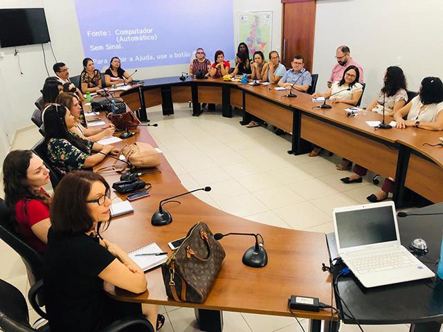 Tocantins planeja formação para professores da rede municipal