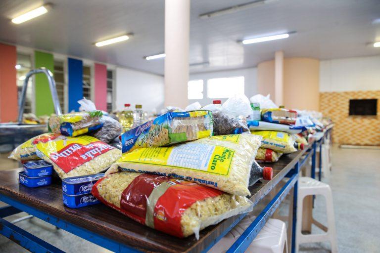 Aprovada distribuição de alimentos da merenda escolar aos alunos de escolas comunitárias, confessionais ou filantrópicas que tiveram aulas suspensas