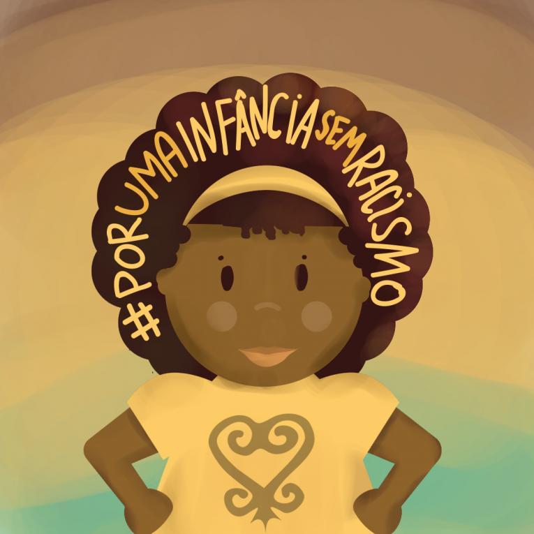 Unicef retoma campanha de prevenção ao racismo com foco em crianças e adolescentes