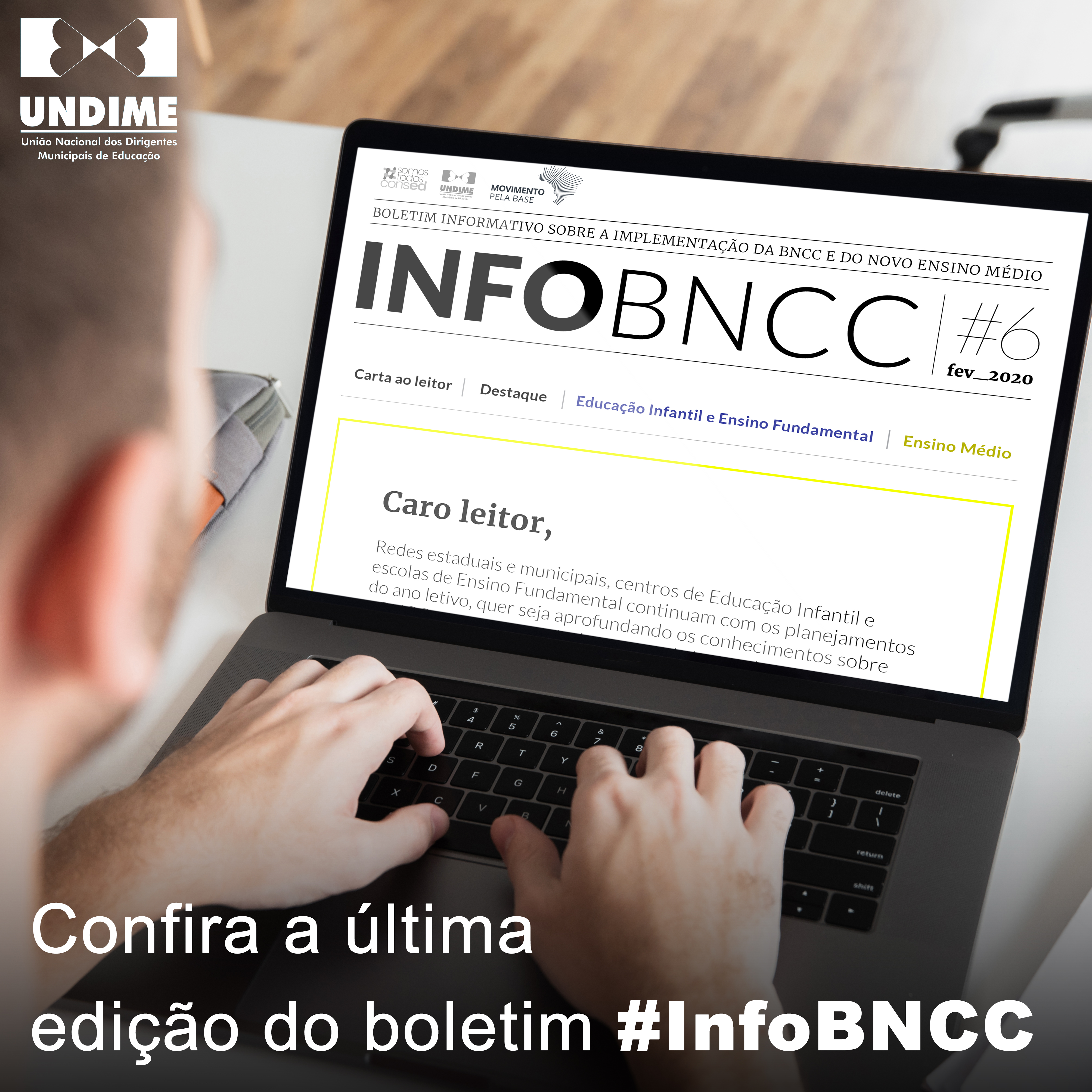 Confira a 6ª Edição do boletim InfoBNCC