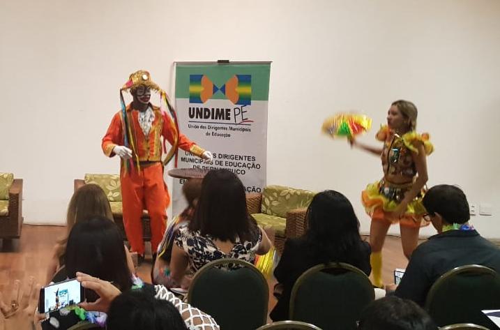 Primeiro seminário da Undime Pernambuco termina com recorde de público