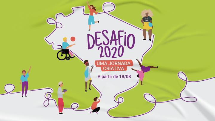 Desafio Criativos da Escola 2020 lança jornada de missões para estudantes de todo o país