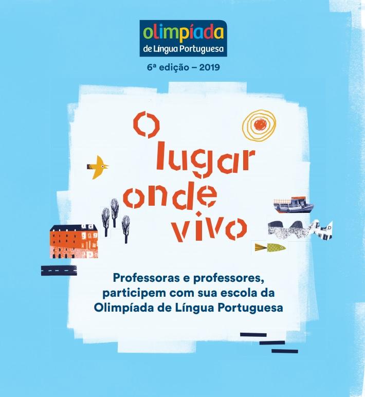 6ª edição da Olimpíada de Língua Portuguesa recebe inscrições até 30 de abril