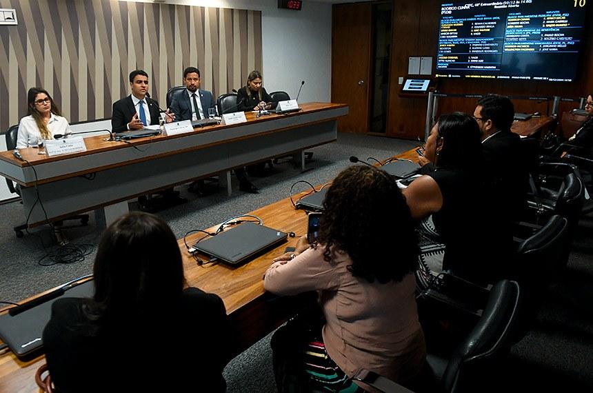 Debatedores defendem uso de precatórios para pagar salários de professores