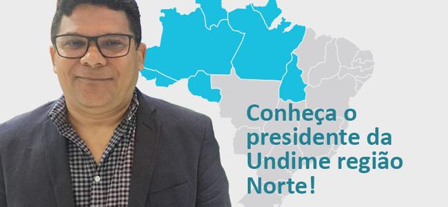 Conheça Raimundo Nonato Vilarins: presidente da Undime Região Norte