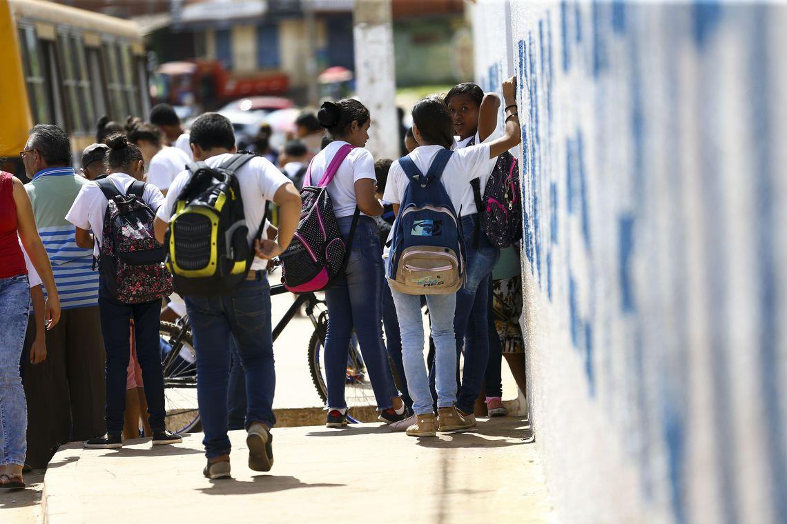 MEC quer ampliar ensino integral aos anos finais do ensino fundamental
