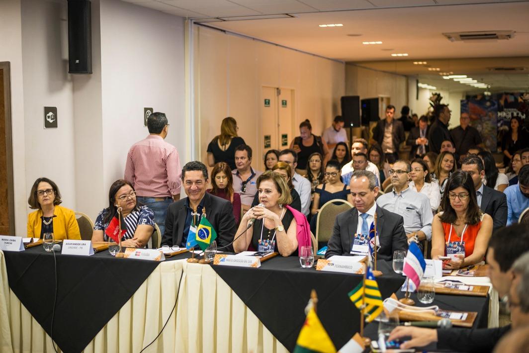 Undime participa da 2ª reunião ordinária de 2019 do Consed