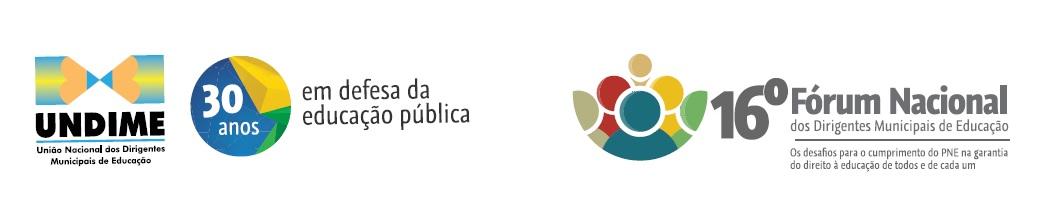 Carta do 16º Fórum Nacional dos Dirigentes Municipais de Educação