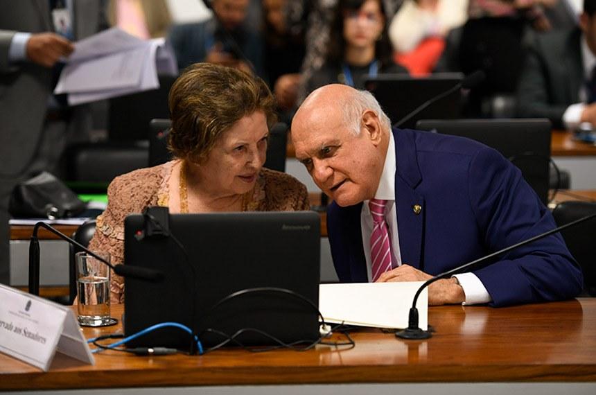 No Senado, Comissão de Educação aprova capacitação em letramento computacional de professores