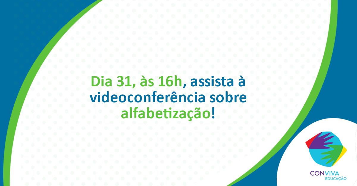 Conviva promove videoconferência sobre os resultados da ANA na terça-feira (31)