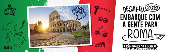 Inscrições abertas: Desafio Criativos da Escola premiará iniciativas transformadoras de estudantes com uma viagem para a Itália
