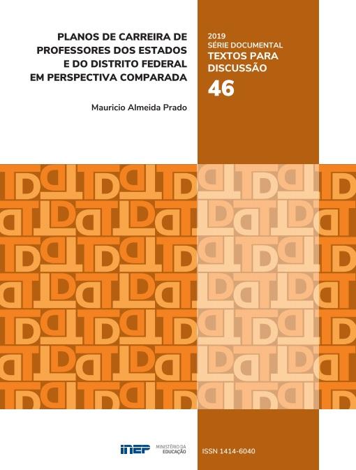 Novas edições da série documental Textos para Discussão são publicadas pelo Inep