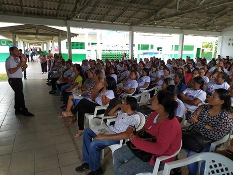 Roraima realiza encontros formativos em Pacaraima e Amajari