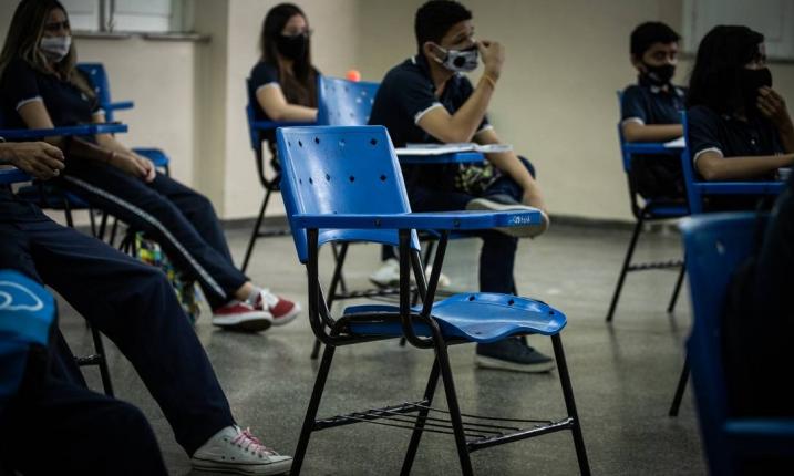 Aulas presenciais: 89% das redes escolares municipais não têm previsão de retorno