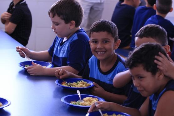 FNDE esclarece alterações nutricionais na legislação do Pnae