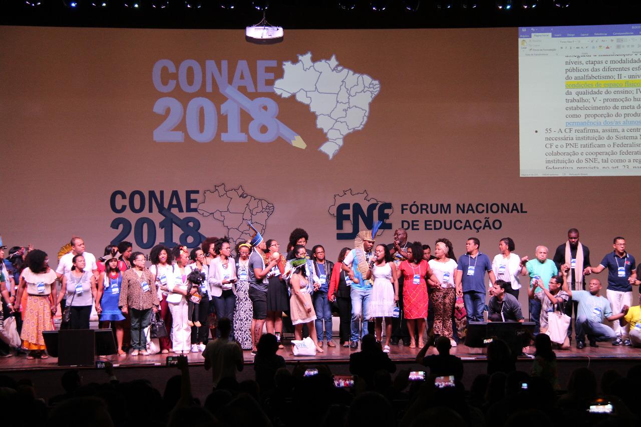 Votações de emendas encerram a Conae 2018