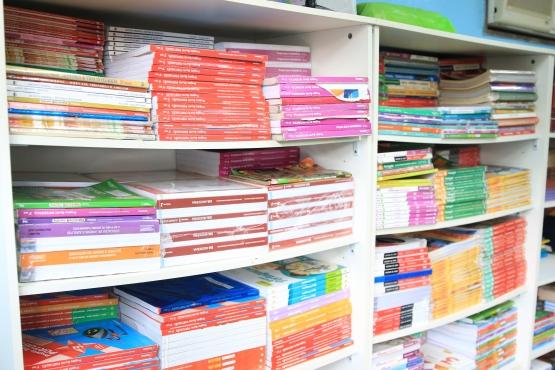 Escolas terão novo prazo para acessar sistema de reserva técnica de livros