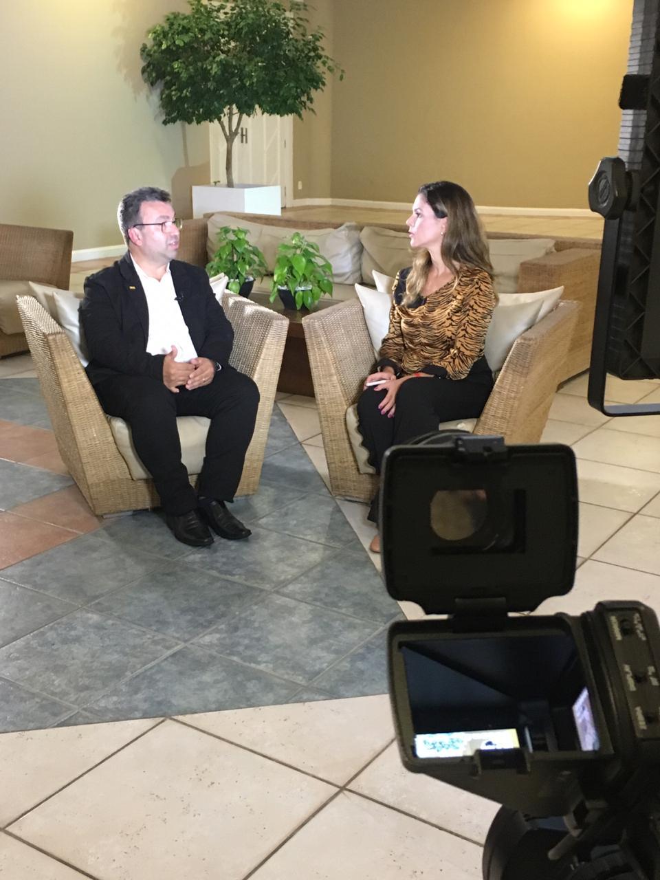 TV Escola exibe, nesta sexta-feira (23), entrevista com o novo presidente da Undime
