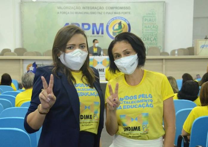 Undime Piauí inicia nova gestão