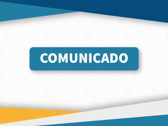 Comunicado do FNDE - Alimentação Escolar
