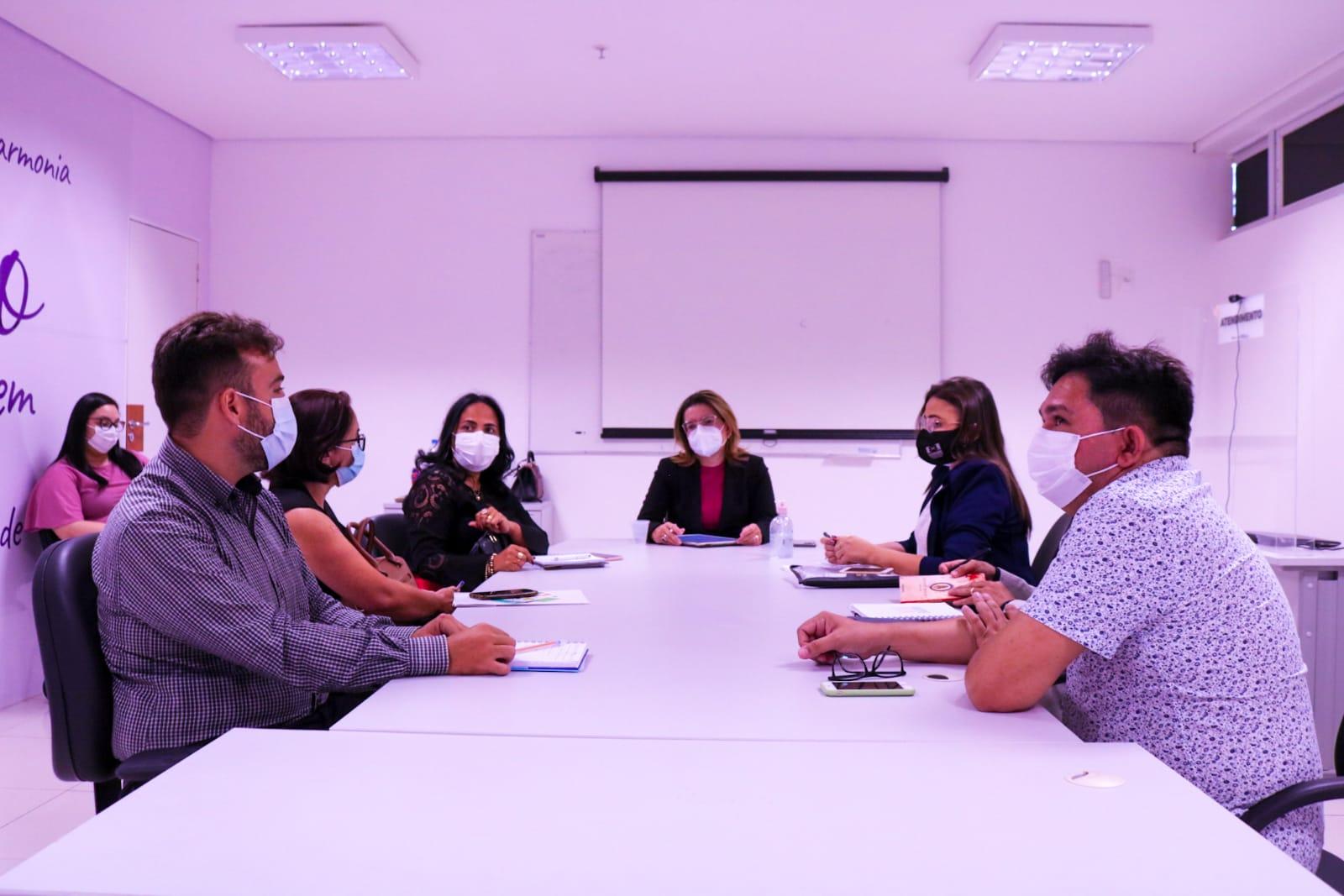 Undime-PI e MPPI discutem a retomada das aulas presenciais nas redes municipais de ensino do Piauí