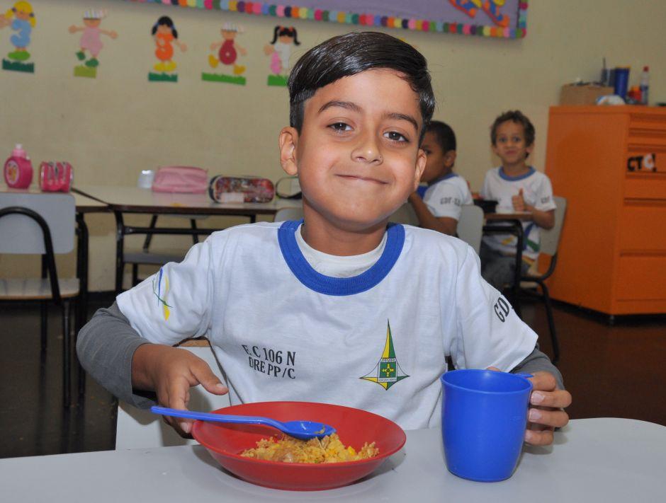 Encontro sobre alimentação escolar terá transmissão pela internet