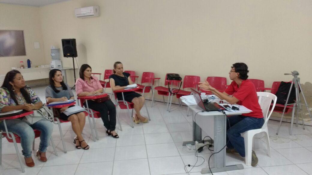 Equipes municipais participam de programa de qualificação