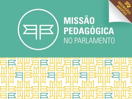 Câmara abre inscrições para o Missão Pedagógica no Parlamento 2018