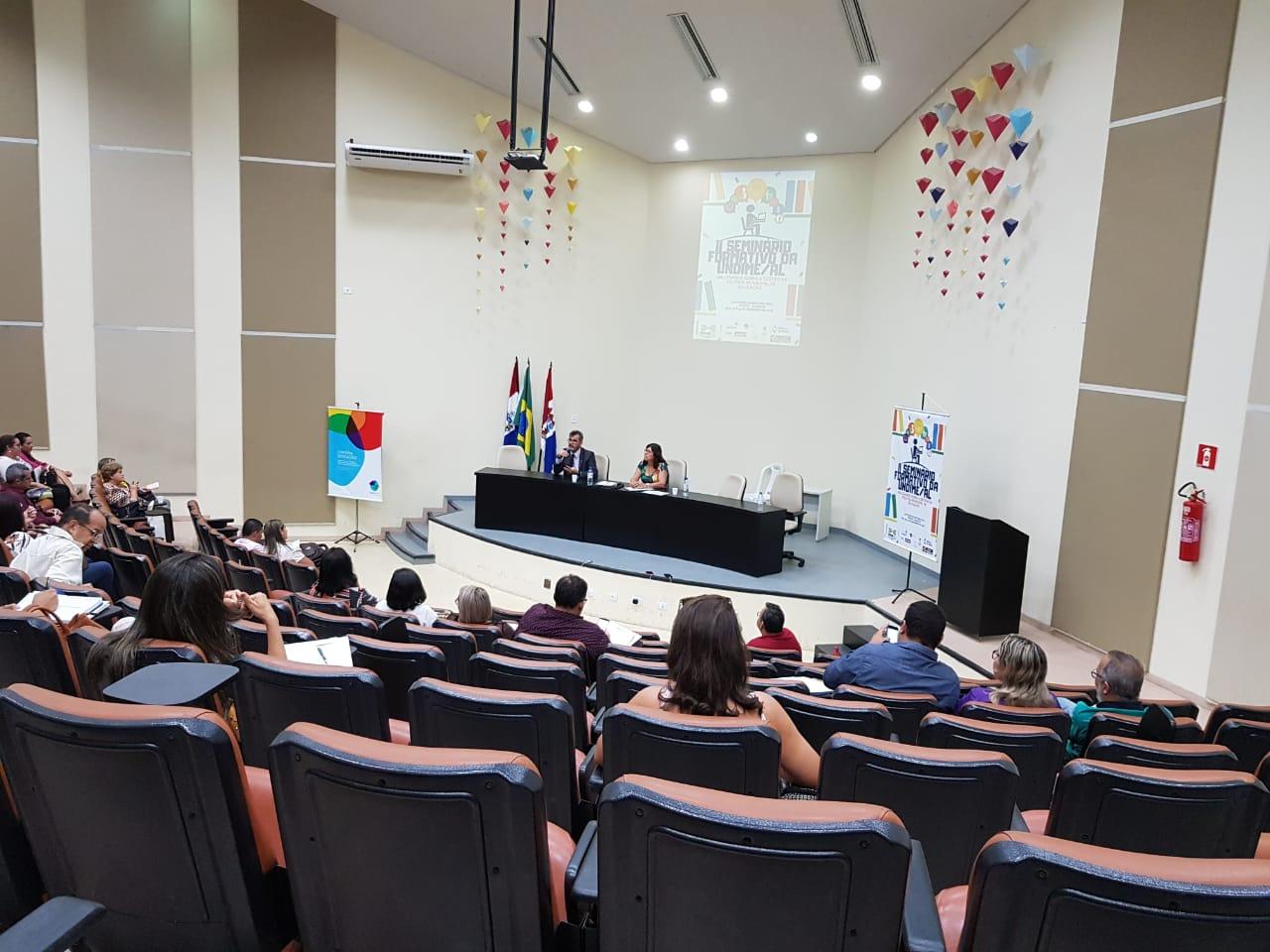 Undime Alagoas debate gestão da política municipal de educação
