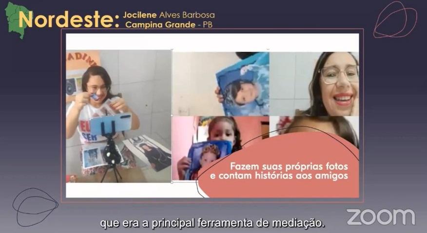Premiação reconhece boas práticas de professores da Educação Infantil durante a pandemia