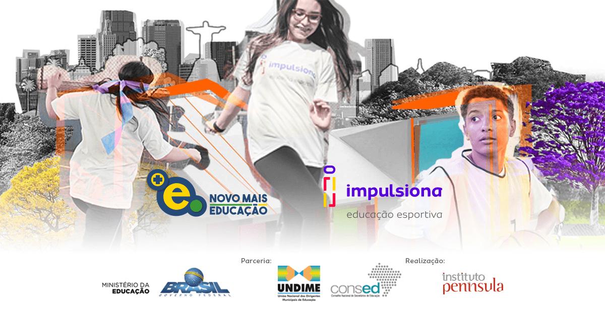 Programa oferece formações gratuitas para voluntários do Novo Mais Educação