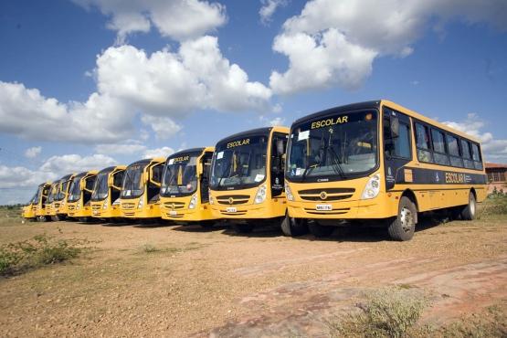 FNDE libera R$ 70 milhões da sexta parcela do Pnate para manutenção do transporte escolar