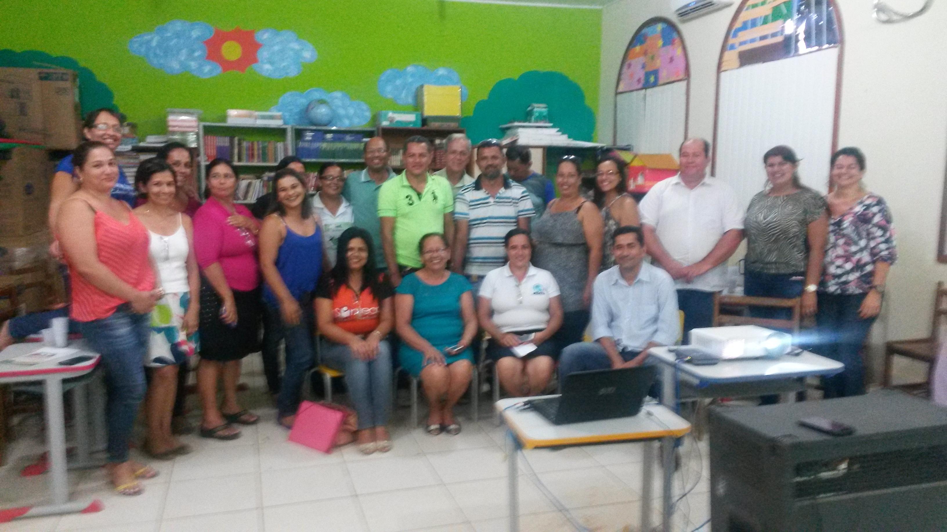 UNDIME/AC realiza encontro em Porto Acre para discussão do documento preliminar da Base Nacional Comum Curricular