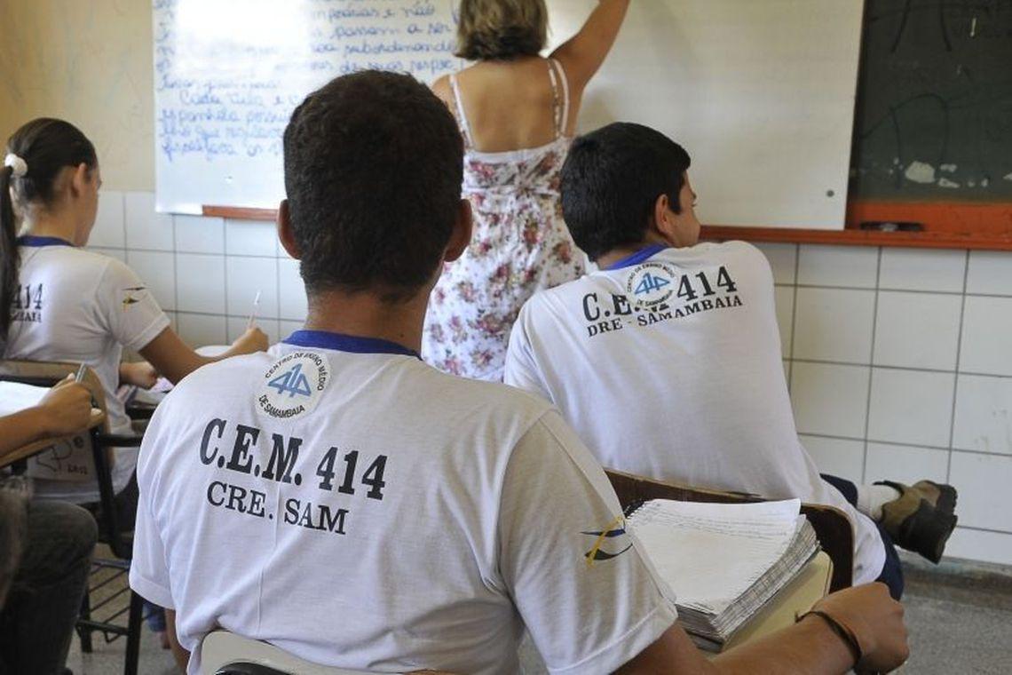 MEC quer divulgar boas práticas de professores
