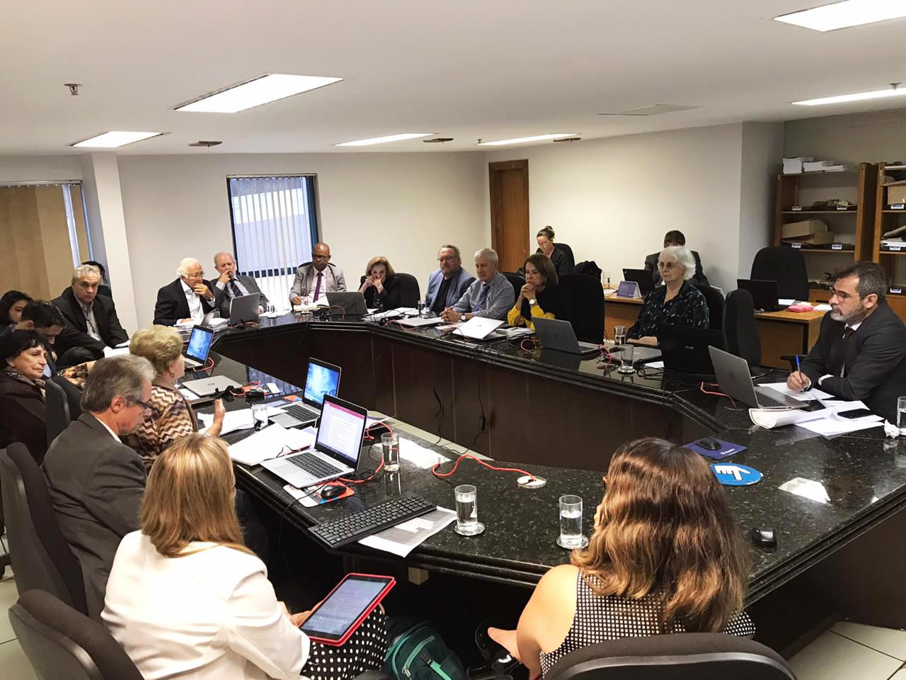 Undime e Consed apresentam ao CNE proposta de referencial para formação docente