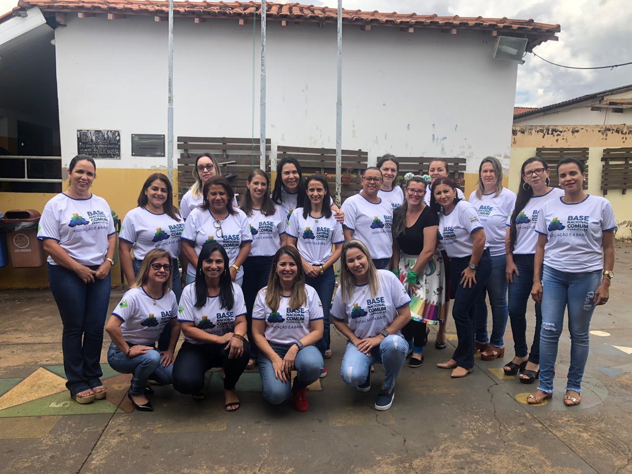 Goiás realiza segundo módulo da formação nas 40 regionais