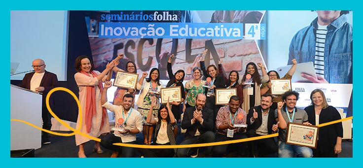 Conheça os vencedores do Desafio Inova Escola