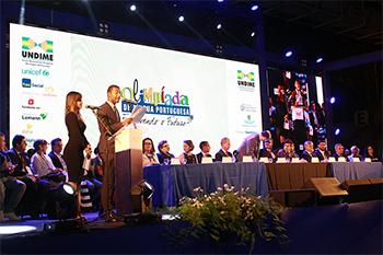 MEC garante apoio a iniciativas educacionais e programa de merenda escolar durante 7º FNEx