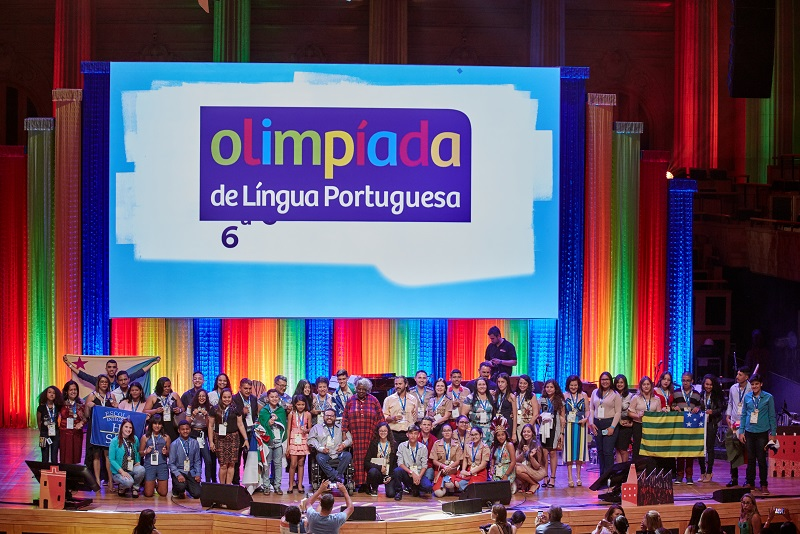Olimpíada de Língua Portuguesa anuncia vencedores
