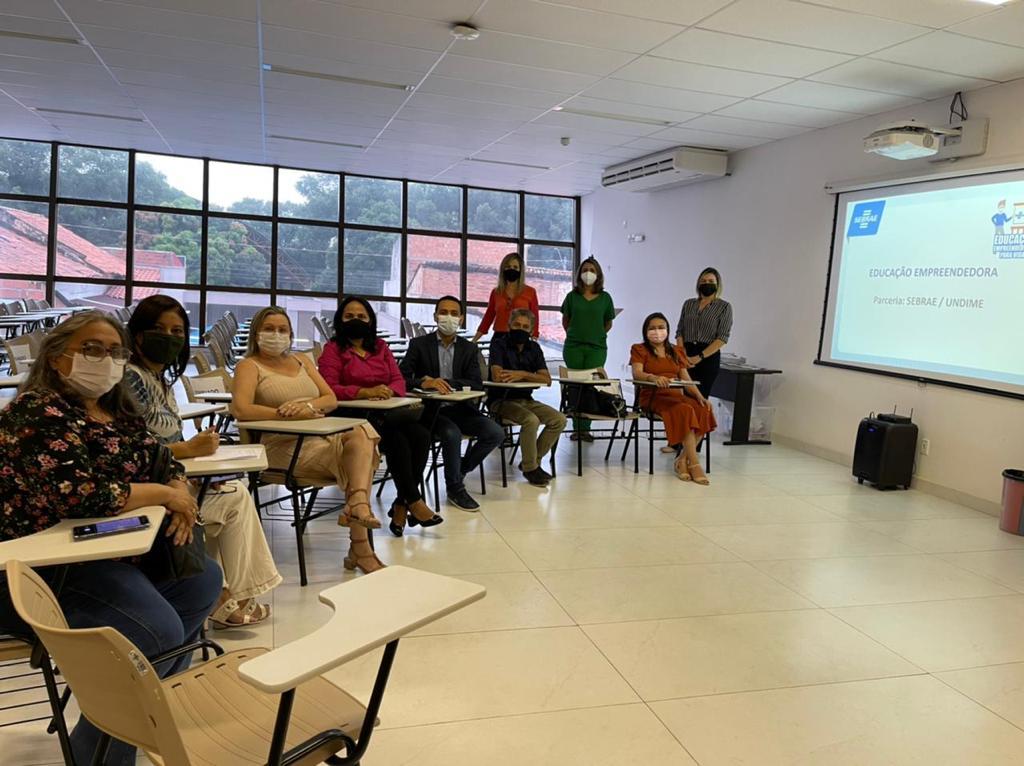 Undime-PI e Sebrae-PI firmam parcerias voltadas para as redes municipais de Educação