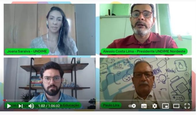Assista, na íntegra, à videoconferência que debateu a operacionalização do Novo Fundeb e o que muda na prática