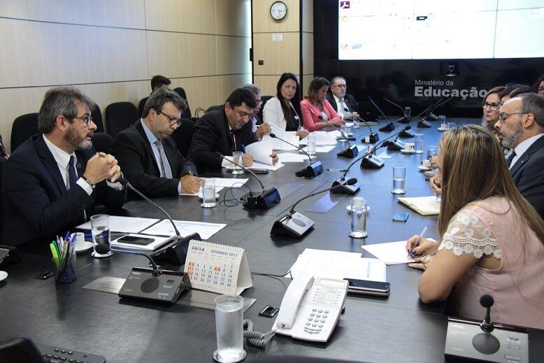 Undime participa da reunião para definir fatores de ponderação para o Fundeb em 2018