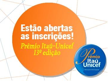 Prêmio Itaú-Unicef abre inscrições para a 13ª edição