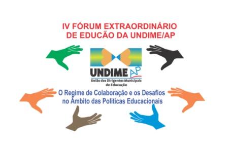 Undime Amapá: fórum extraordinário será nos dias 7 e 8 de junho