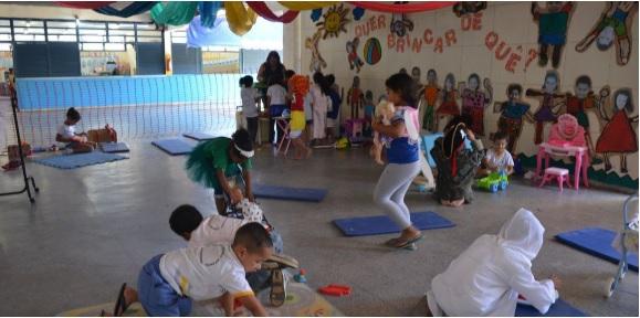 Educação infantil: debate enfoca alternativas durante isolamento
