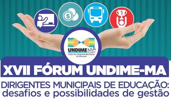 Inscrições gratuitas para Dirigentes Municipais de Educação adimplentes com a Undime MA!
