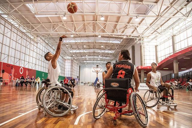 Comitê Paralímpico Brasileiro lança curso para profissionais do esporte