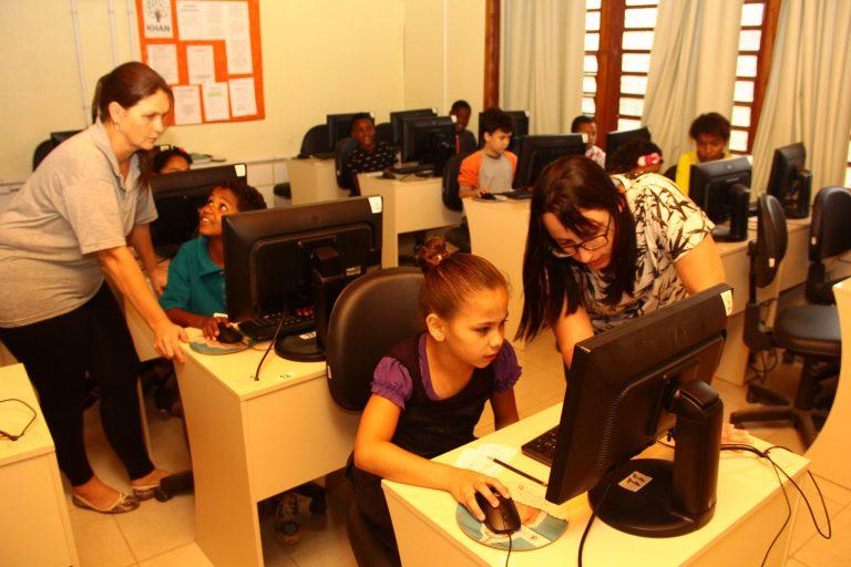 Projeto prevê capacitação em programação computacional para professores