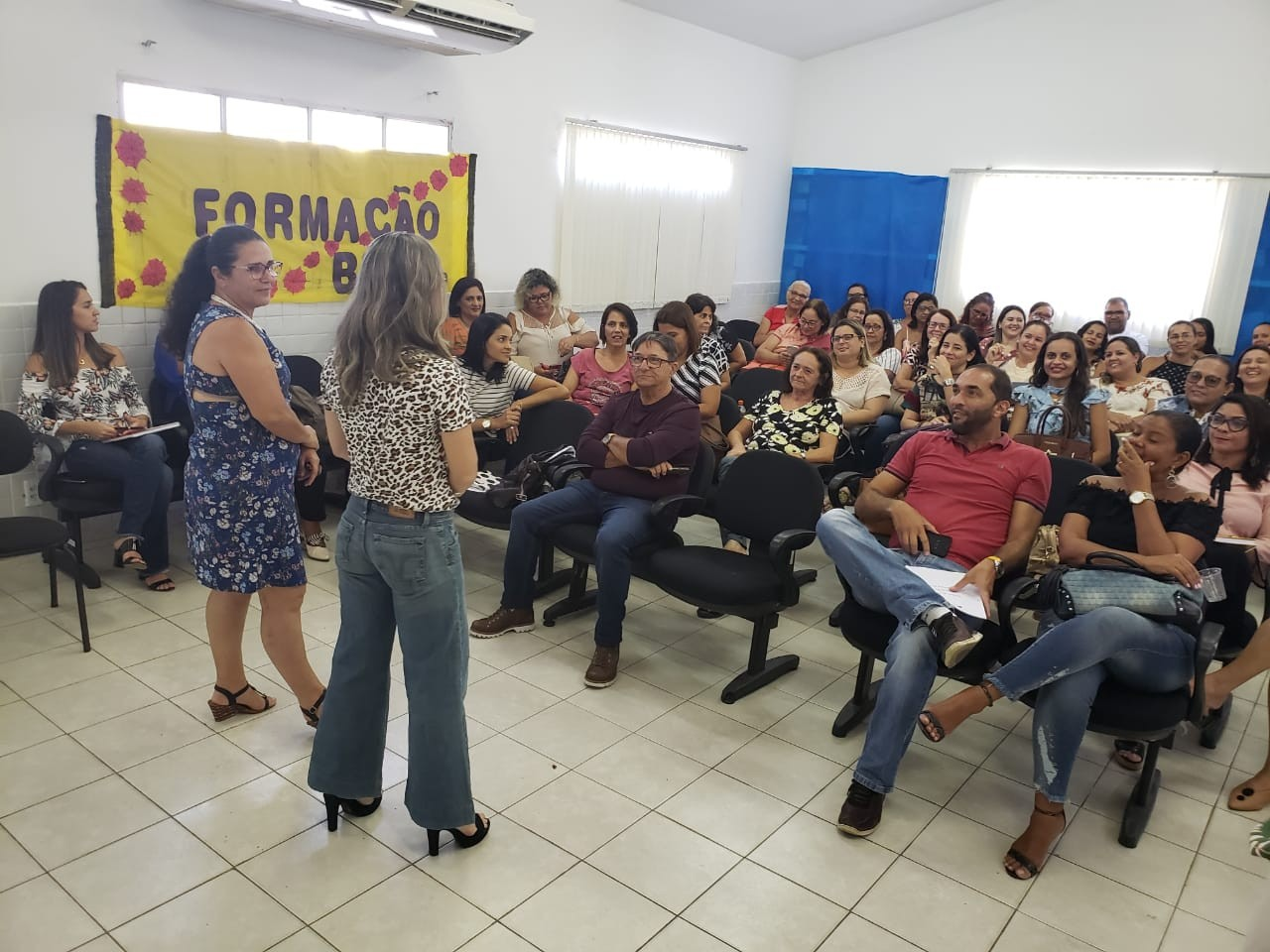 Paraíba realiza palestras sobre a BNCC