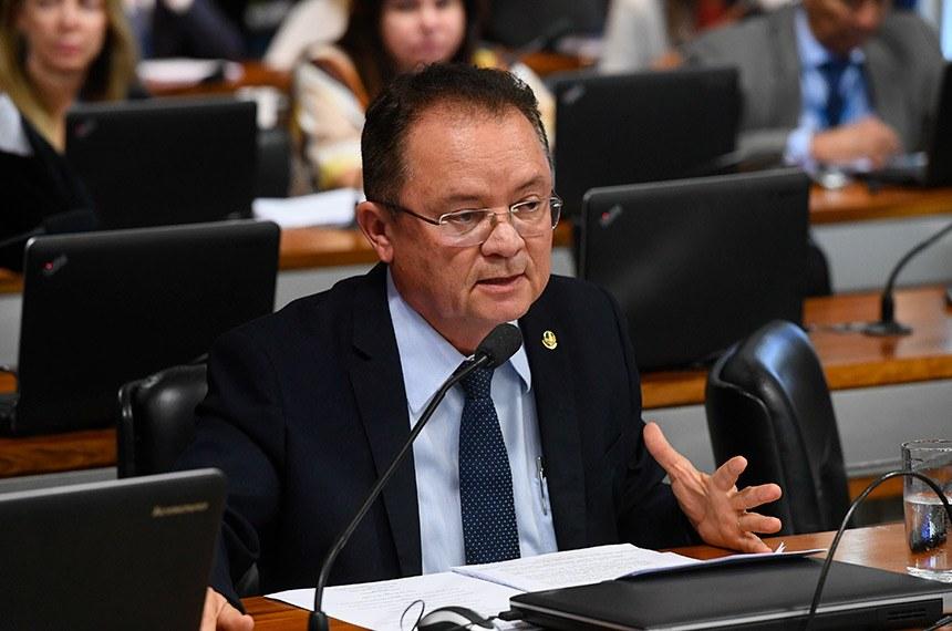 No Senado, CCJ analisa aumento de pena para desvio de verbas da educação e da saúde